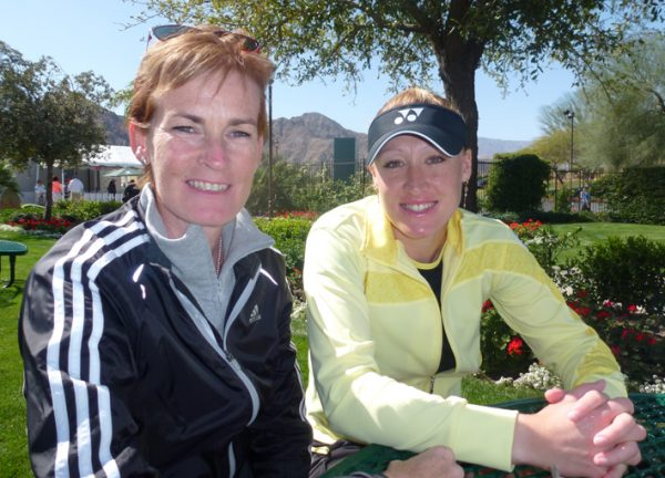 Bally and Judy - 2016 Tennis Review