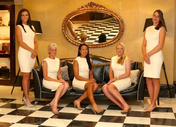 GB Fed Cup Team - 2016 Tennis Review