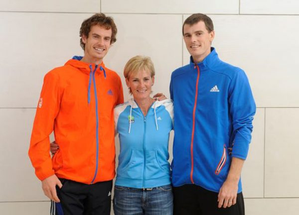 Judy, Jamie and Andy - 2016 Tennis Review